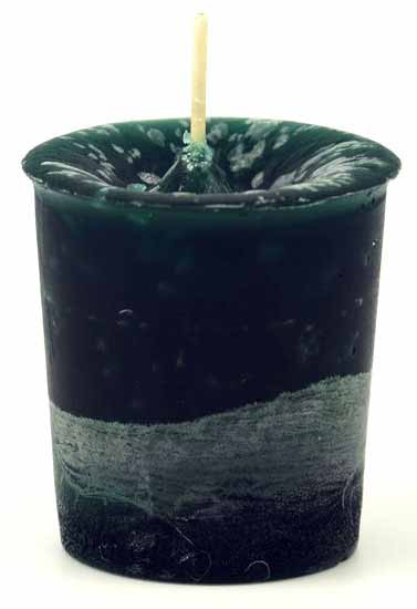 Green Forest candle