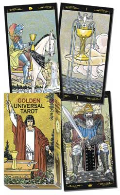Golden Universal deck